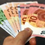 Bargeld abheben Girokonto