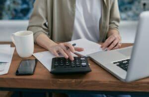 Ein Kredit wird nur an Kreditnehmern mit guten SCHUFA-Score vergeben