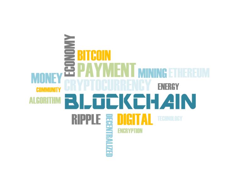 Darstellung unterschiedlicher Blockchainbegriffe
