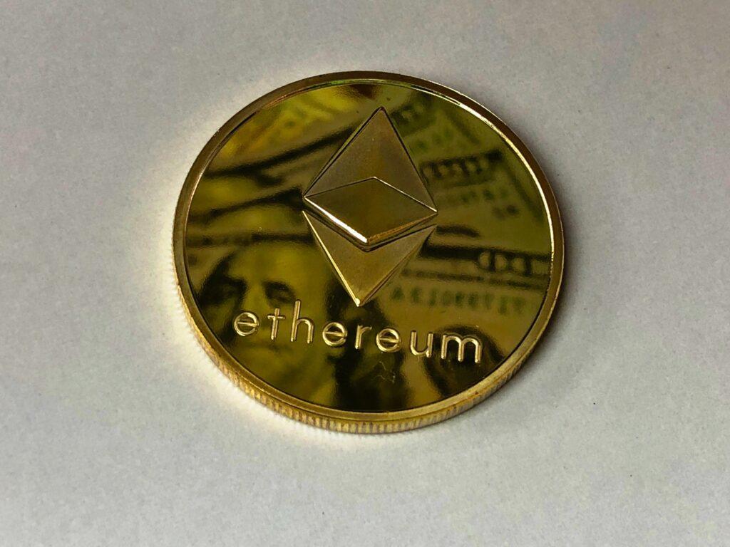 Zweitgrößte Kryptowährung: Ethereum.