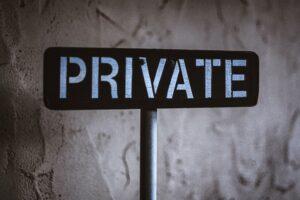 Privates Girokonto sollte nur kurzfristig als Geschäftskonto Ersatz verwendet werden